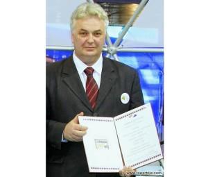 Dr Željko Stakić, director Specijalne bolnice za lečenje štitaste žlezde i metabolizma