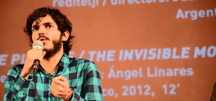 "reditelj- Anhel Linares (Venecuela) Foto NFC ""Filmart"""