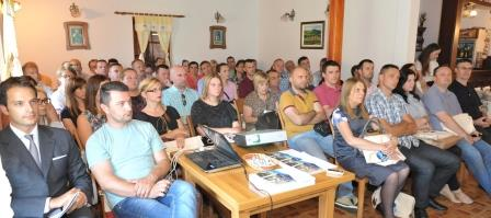 Predstavljanje Izvestaja o društveno odgovornom poslovanju Titan Cementare Kosjeric  Foto--www.titan.rs