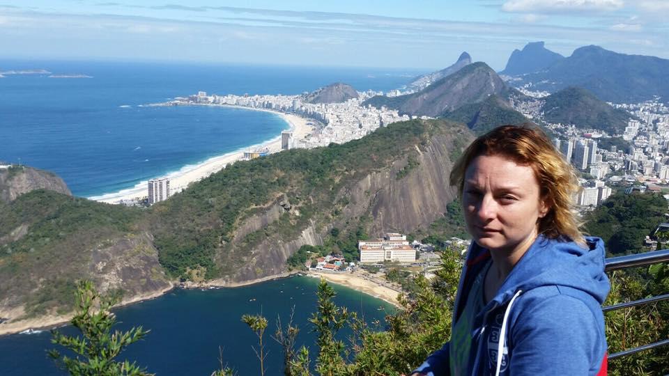 Prelepi pogled na Rio Foto--privatni album M.Đ.