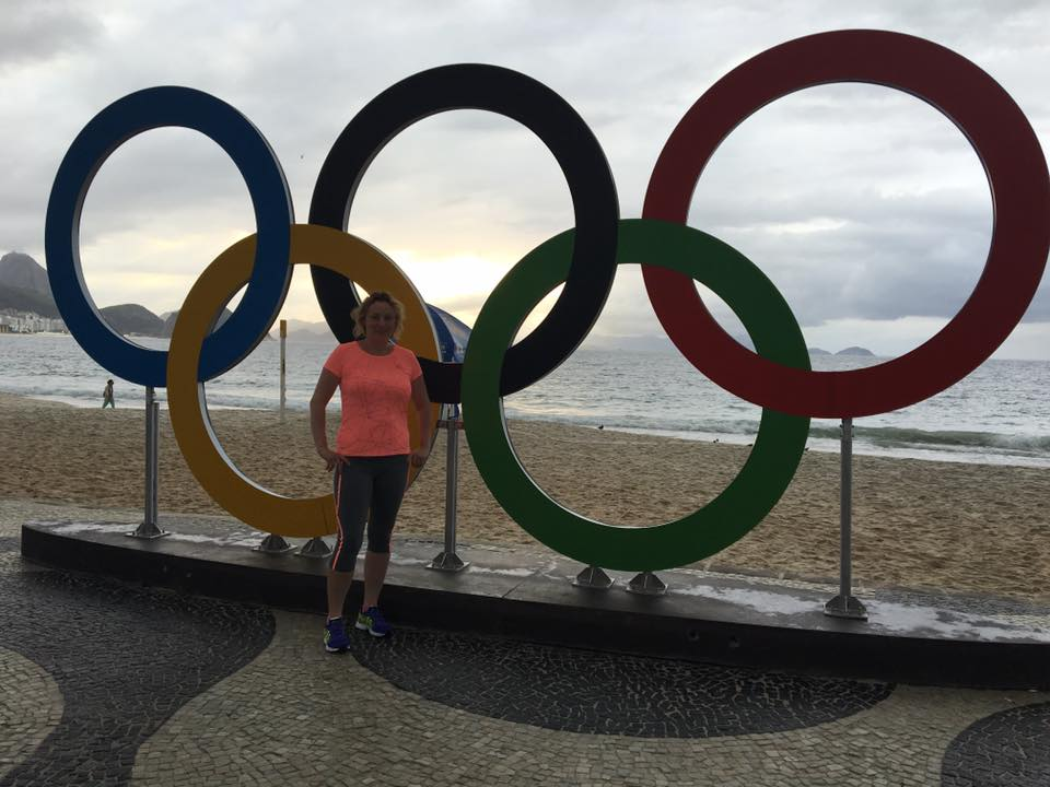 Na svakom koraku u Riu prisutni su simboli Olimpijskih igara Foto--privatni album M.Đ.