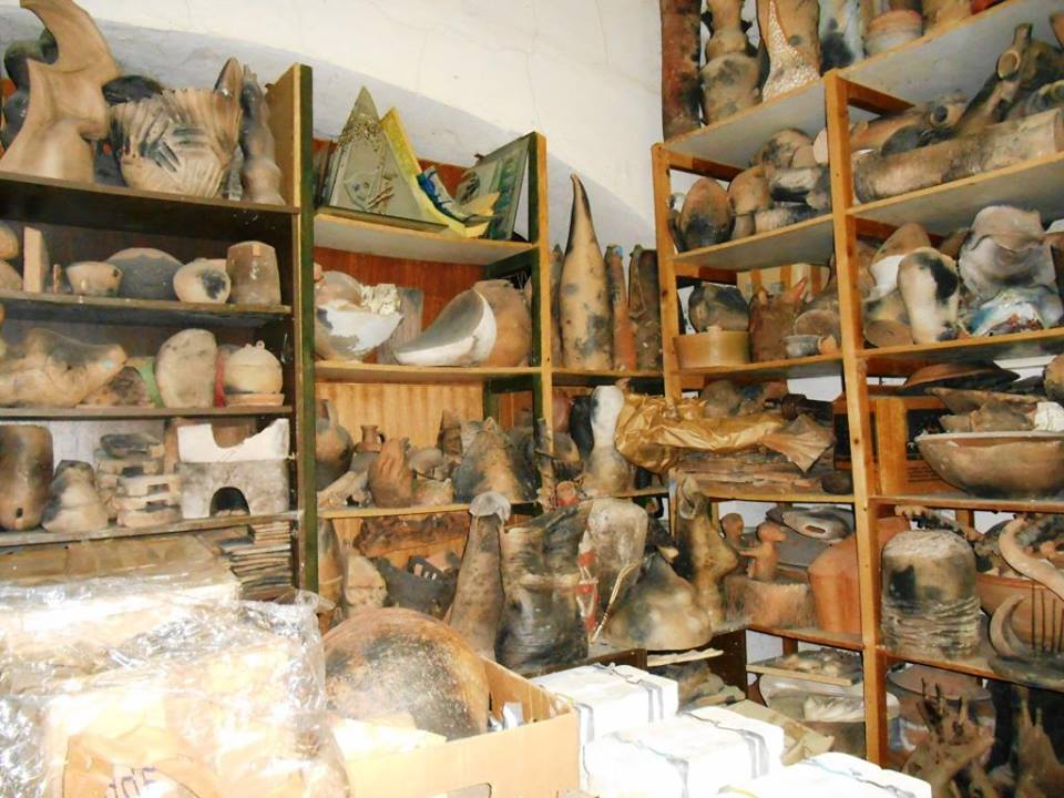 Grad na korak od rešavanja izložbenog prostor za radove nastale na koloniji u Zlakusi  Foto--Sofija Bunardžić