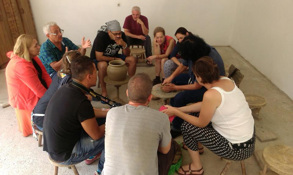 Umetnici keramičari iz celog sveta od 18. do 28. avgusta boraviće u Zlakusi  Foto--Sofija Bunardžić