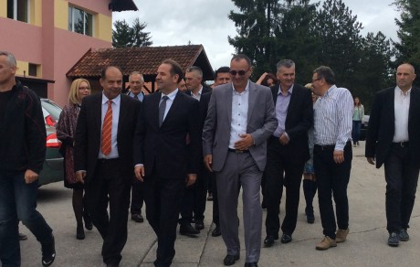 Moramo ulagate u IT stručnjake, jer želimo povećanje izvoza u ovoj oblasti, rekao Rasim Ljajić, ministar telekomunikacija  Foto--URP