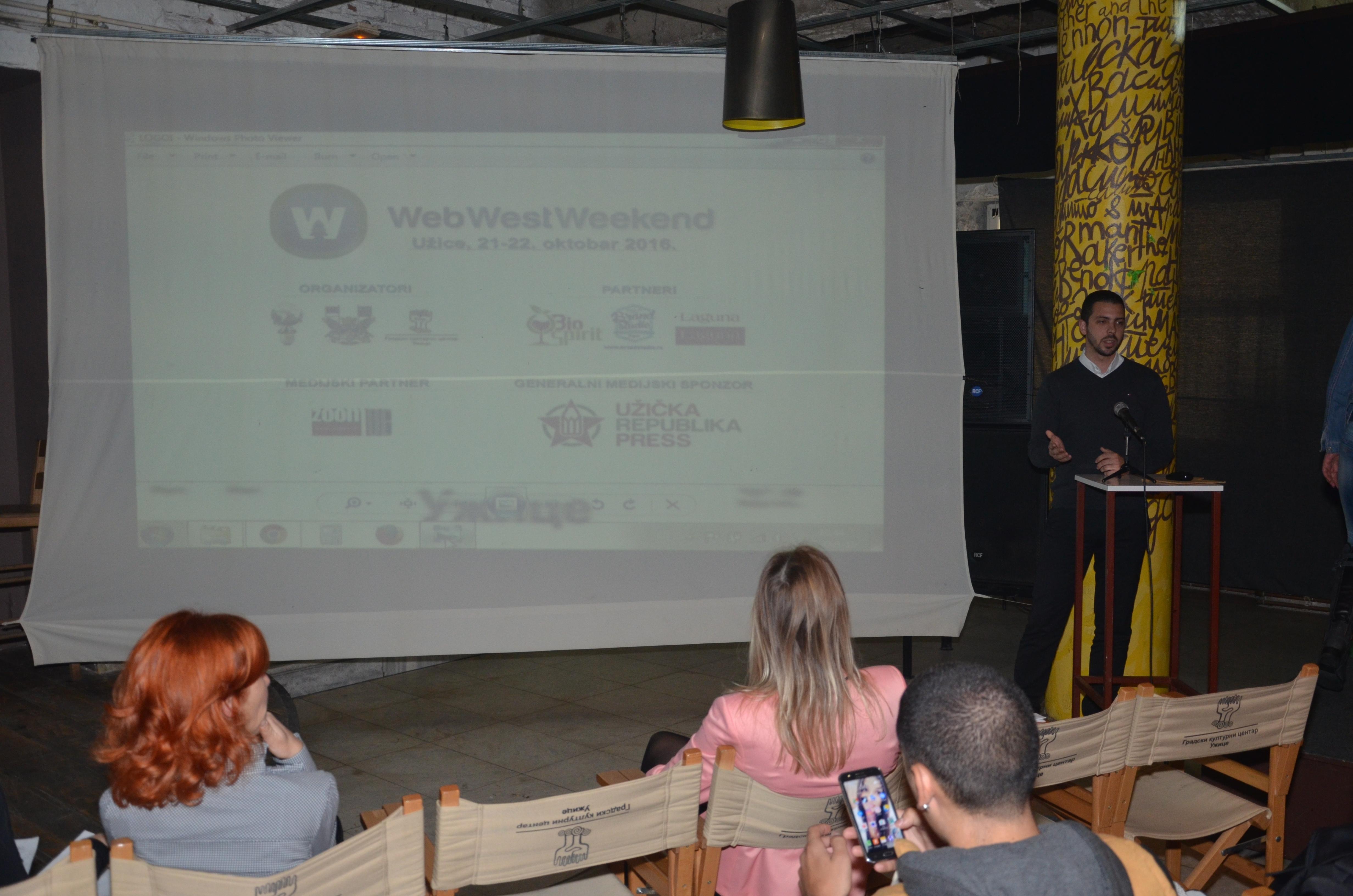 Petar Blagojević podržava formalno i neformalno obrazovanje u IT sektoru Foto--URP