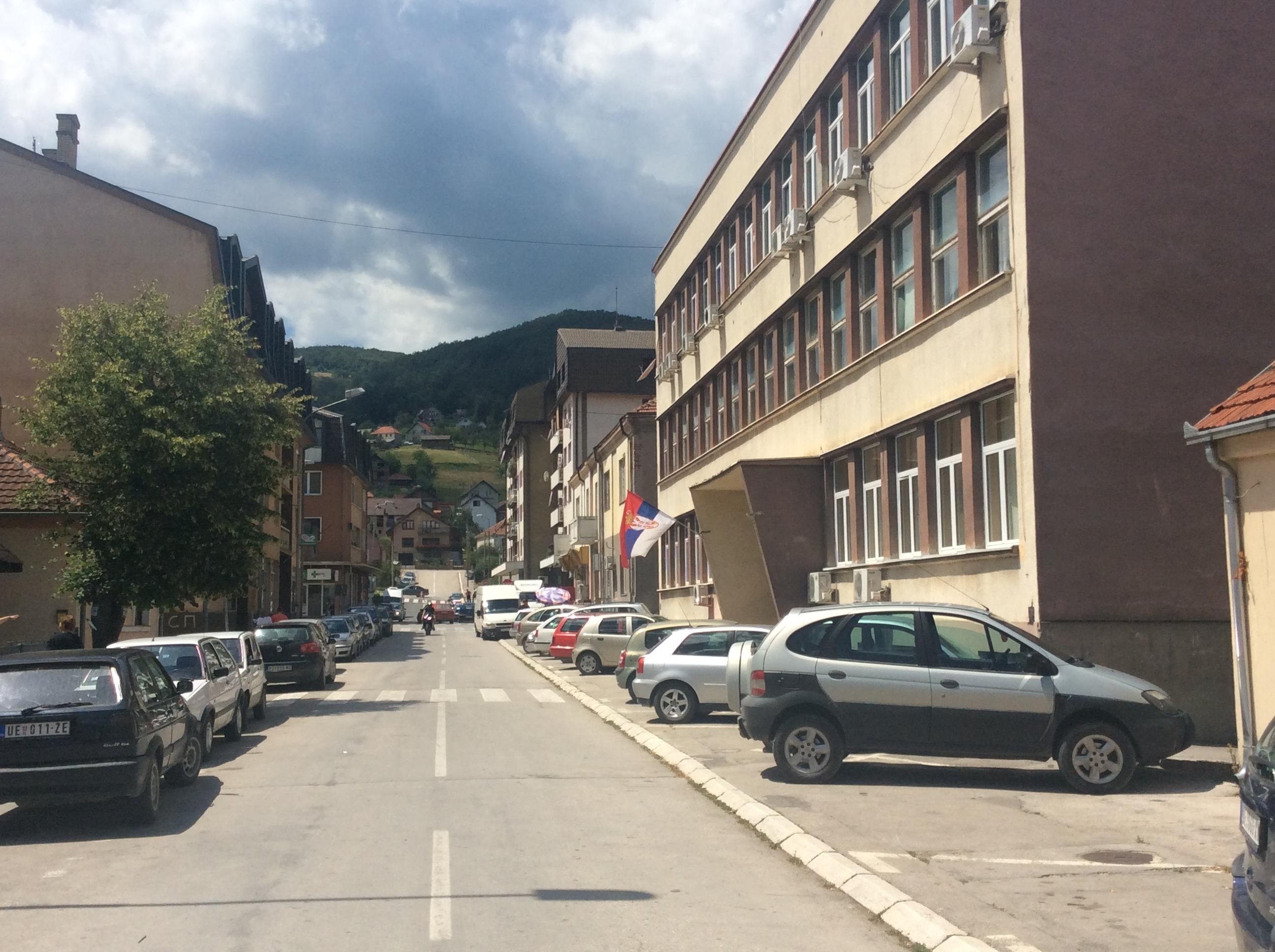 Zgrada opštine Kosjerić Foto--URP