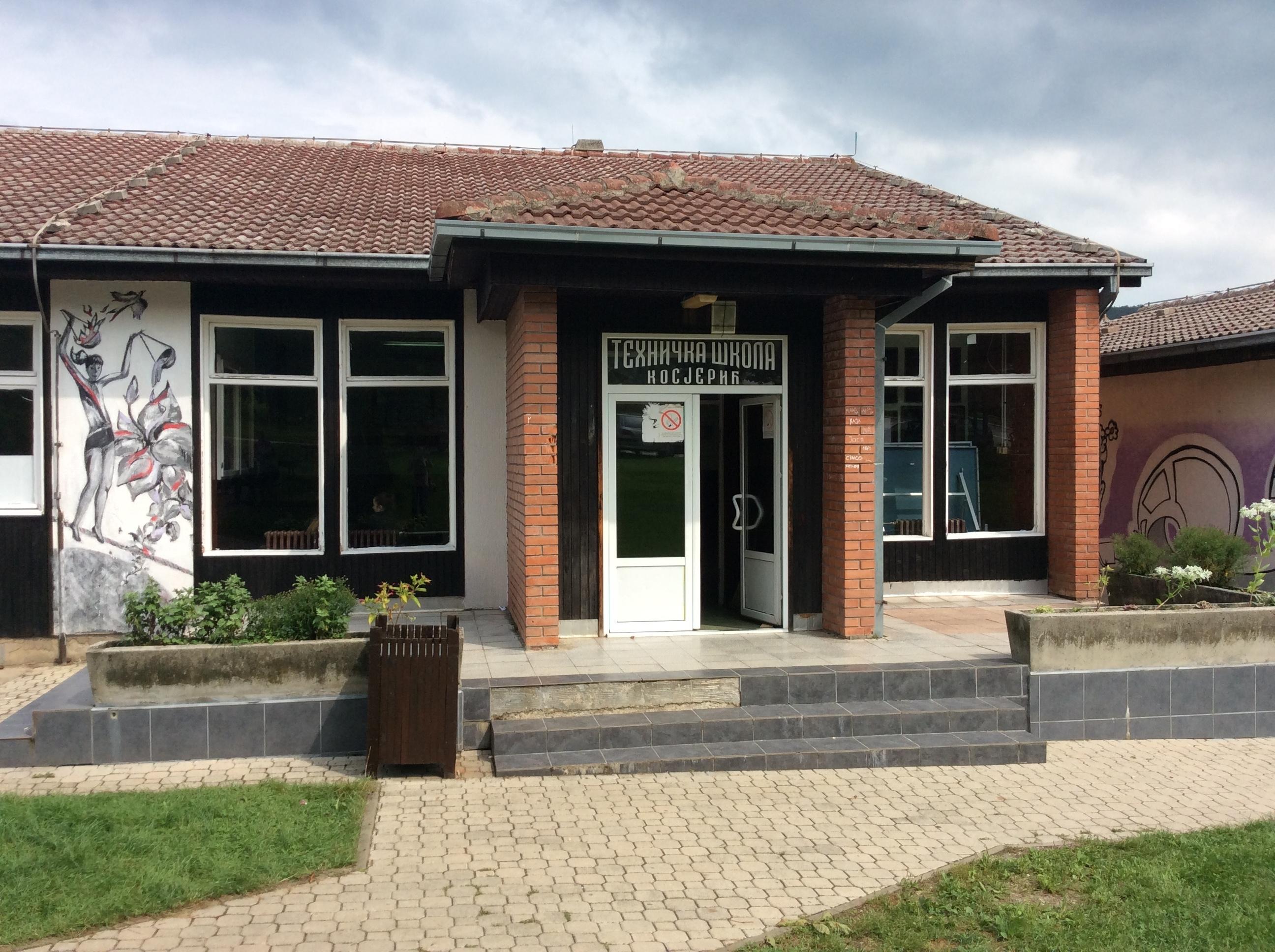Tehnička škola u Kosjeriću jedina je srednjoškolska ustanova u ovoj opštini Foto--URP