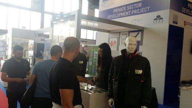 Učešće, na sajmu u Celju firme iz Priboja, Prijepolja i Nove Varoši sklopile su nove poslovne ugovore Foto--RRA Zlatibor