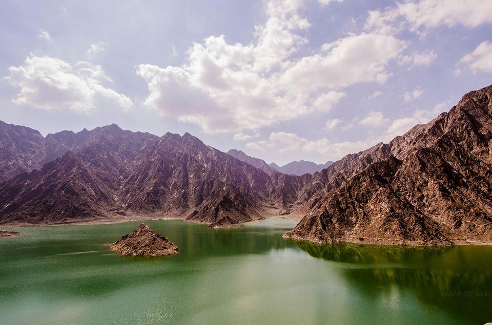 Svaki slobodan trenutak Užičanin koristi da obiđe Emirate što beleži foto aparatom Foto--I.M. privatni album