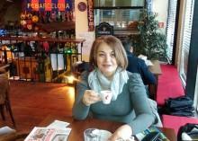 """Radmila Janjušević, vlasnica TA """"Amigo travel"""" s ponosom vodi turiste Stazama Užičke republike  Foto--privatni album  R.J."""