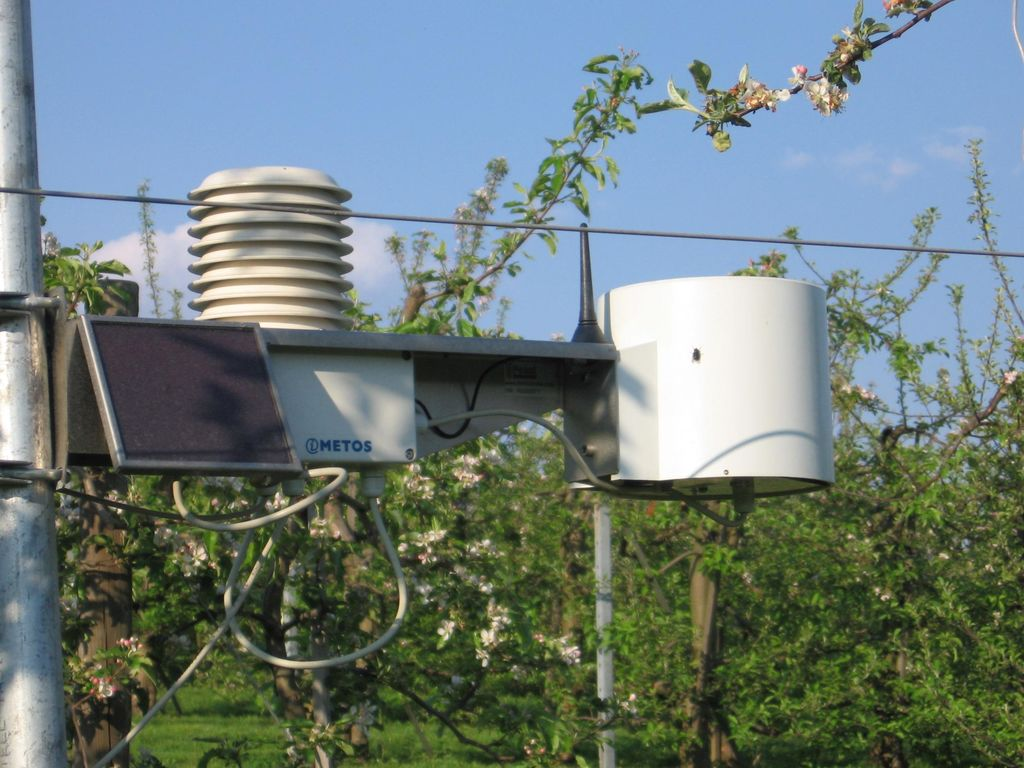 Metos stanice postavljene su u Vardi u cilju što efikasnije poljoprivredne proizvodnje