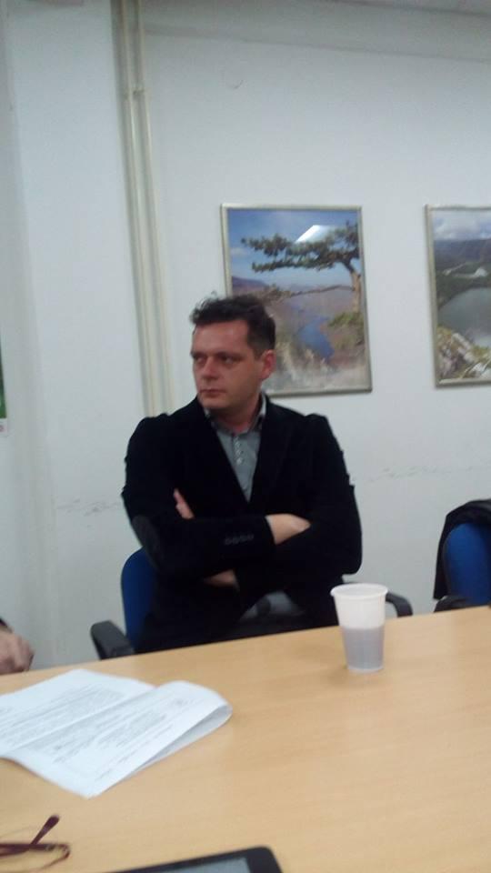 Nikola Maksimović, direktor Direkcije za izgradnju Užice Foto--URP