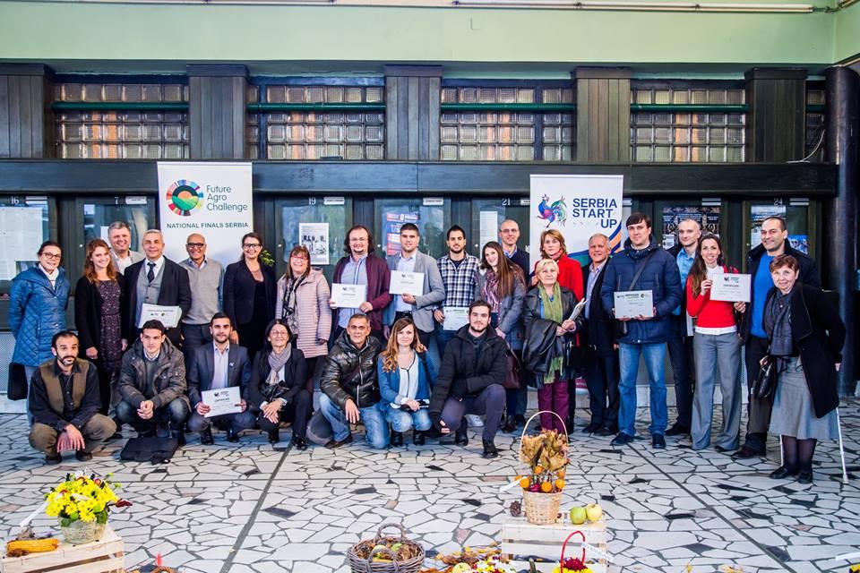 Finalisti FAC Srbija 2016. na Poljoprivrednom fakultetu u Novom Sadu