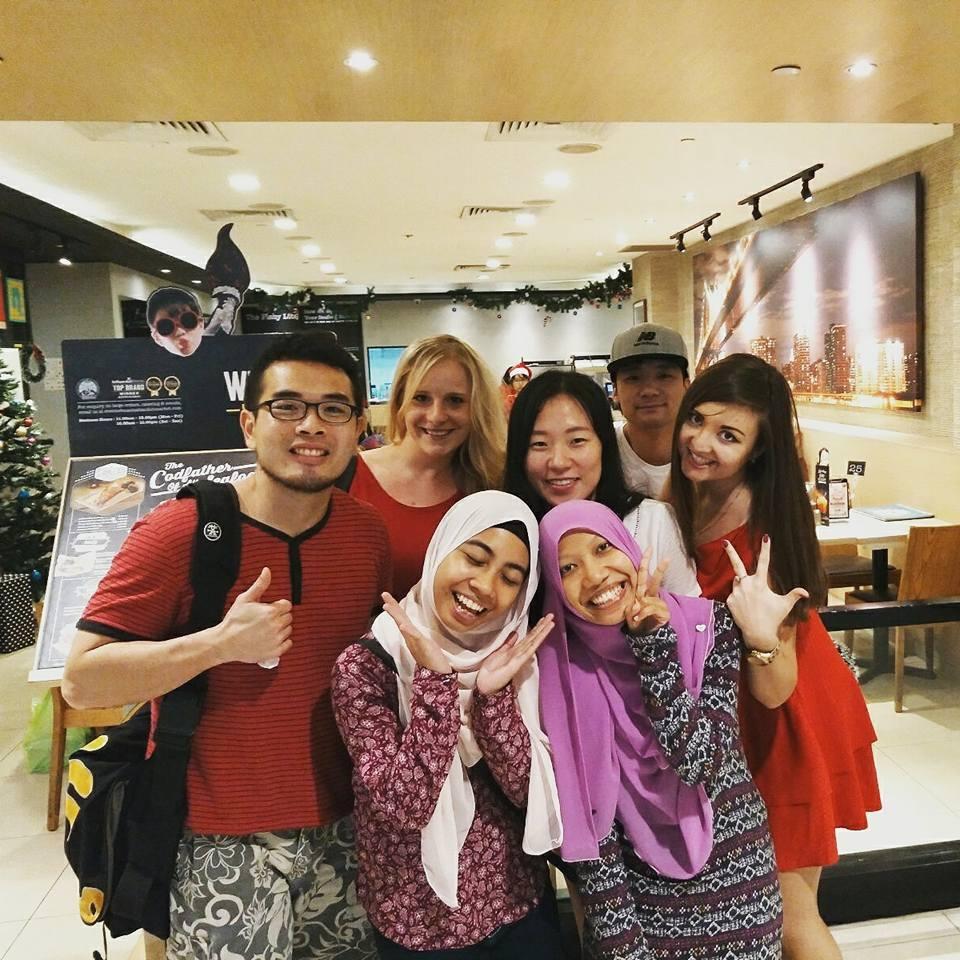 Užičanka u Singapuru stiče prijatelje iz celog sveta Foto--privatni album T.M.