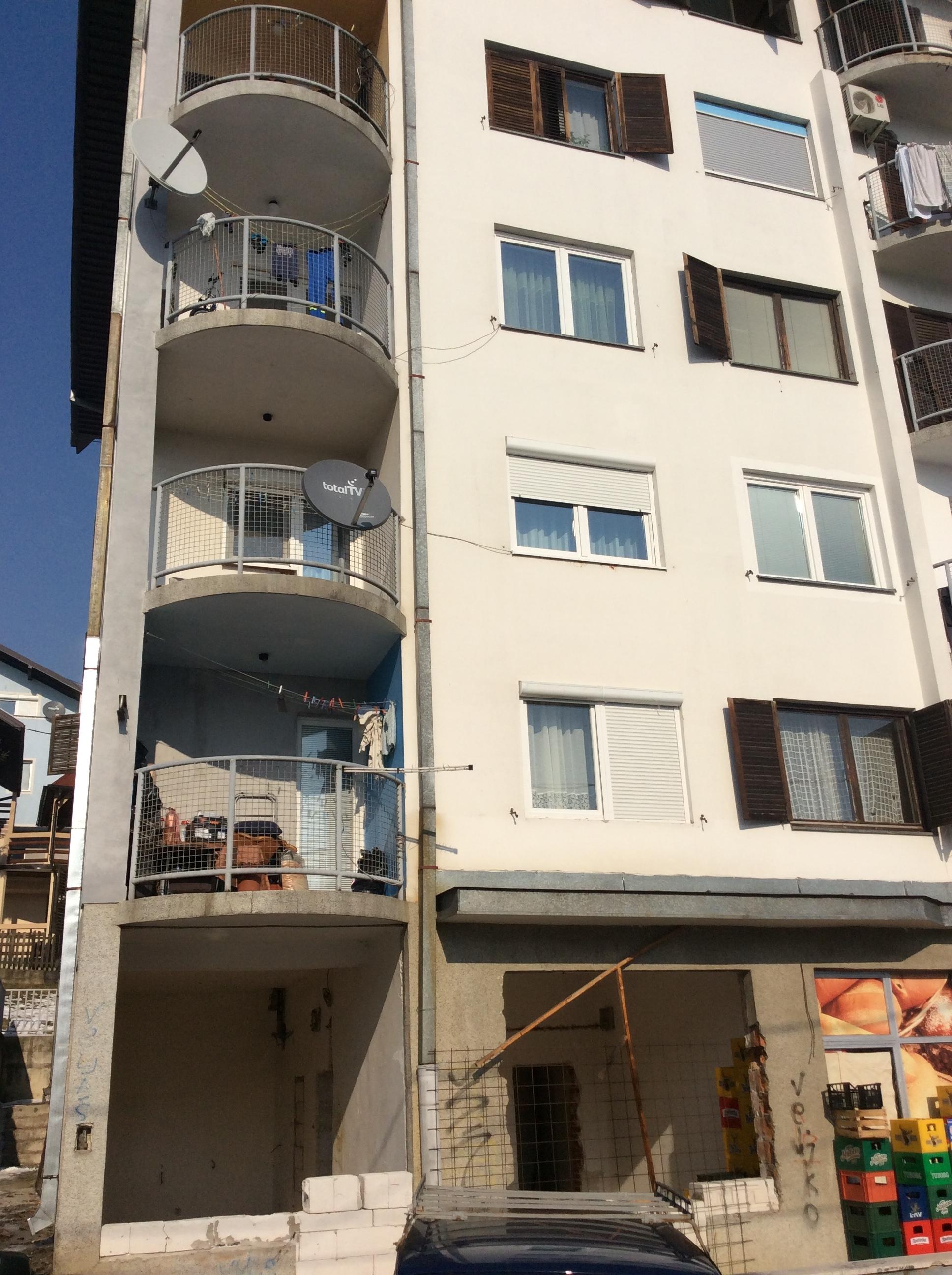 Prostor u prizemlju zgrade solidarne stambene izgradnje opredeljen je za uslugu stanovanje uz podršku Foto--URP