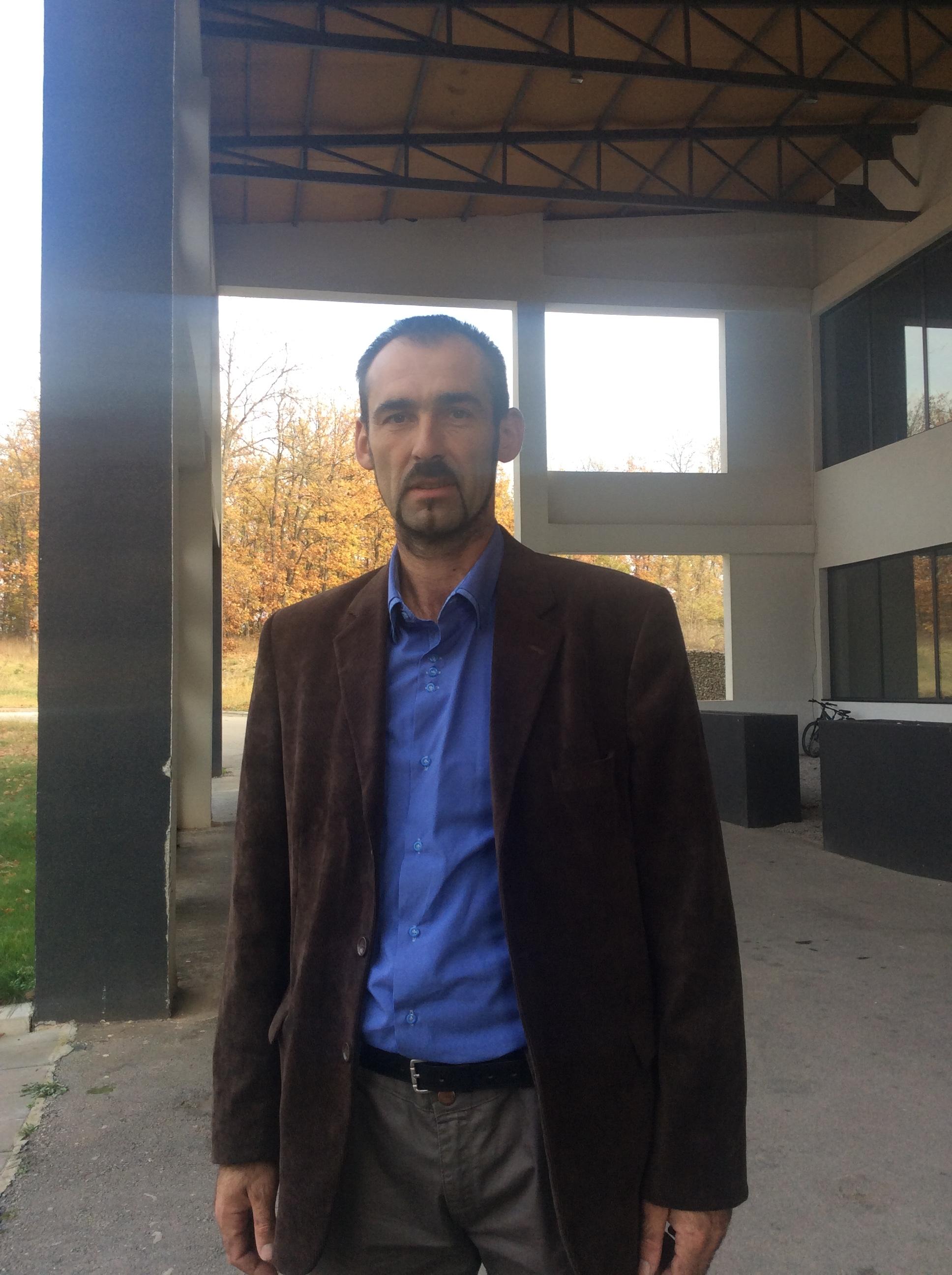 Preduzetništvo mladih je ključ opstanka Priboja veruje Goran Vučićević, predsednik Udruženja preduzetnika Foto--URP