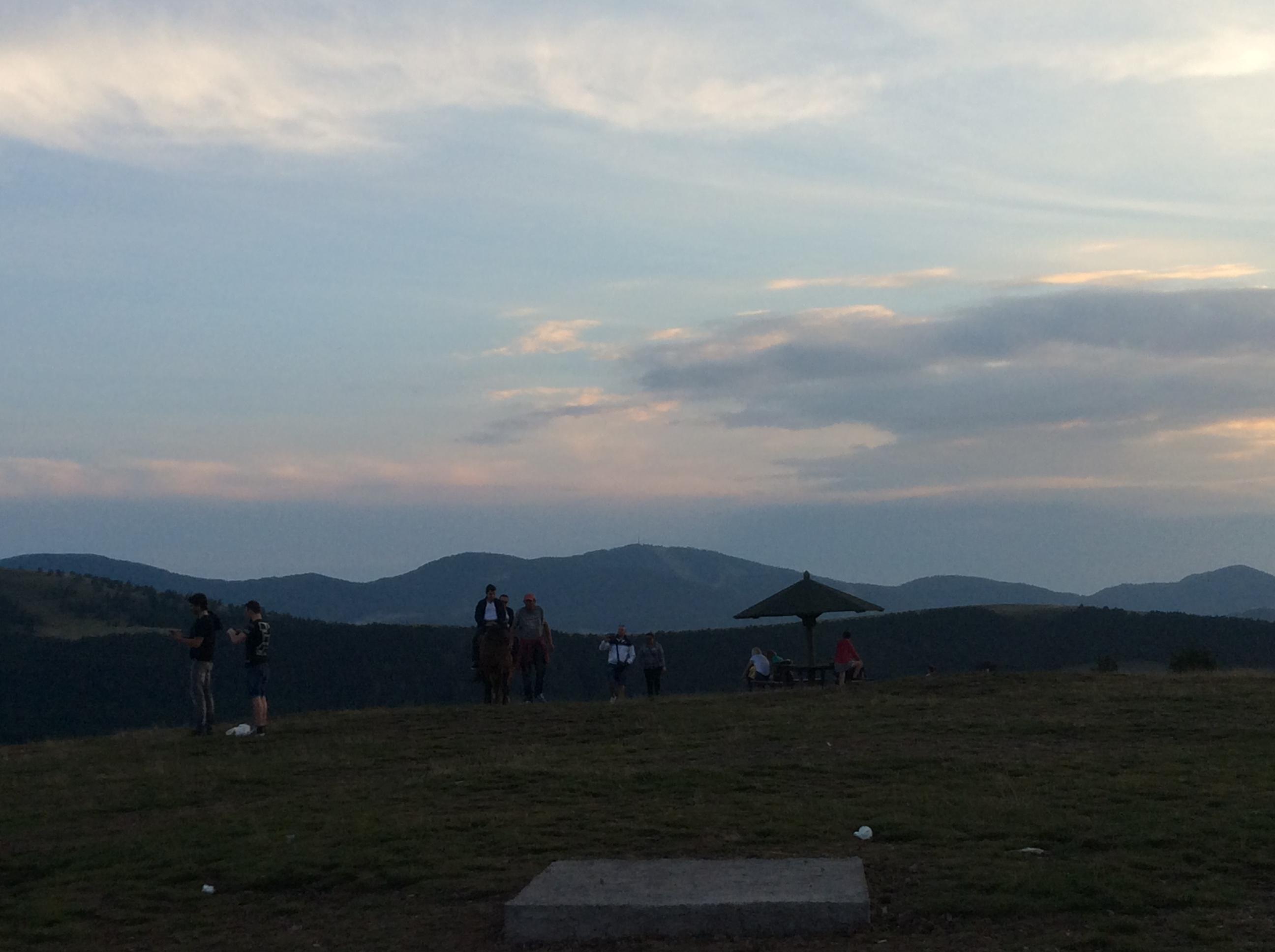 Posetioci Zlatibora praktikuju redovne šetnje u bilo koje doba godine  Foto--URP