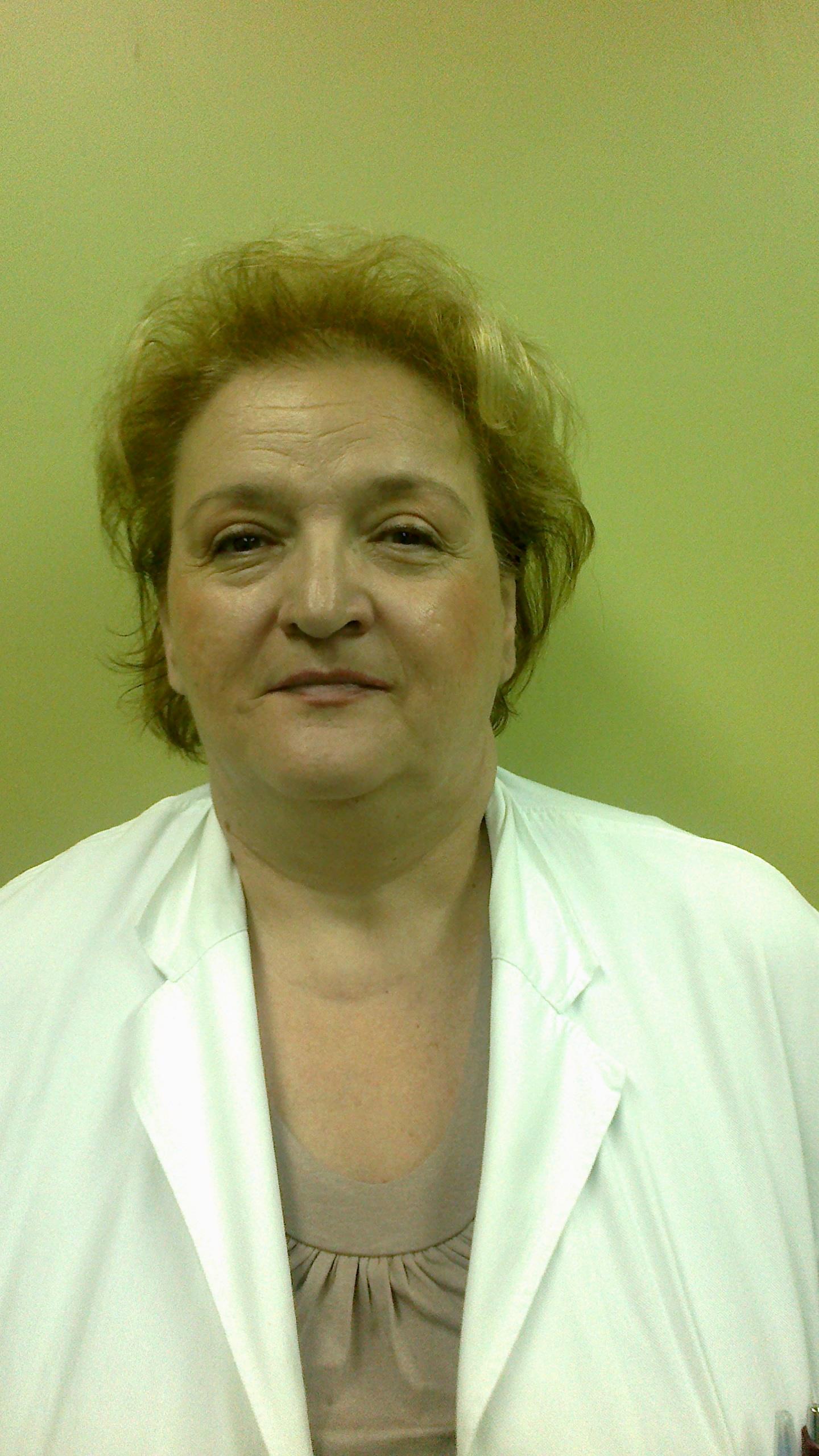 dr Gordana Lučić, pomoćnica direktora ZC za medicinska pitanja i