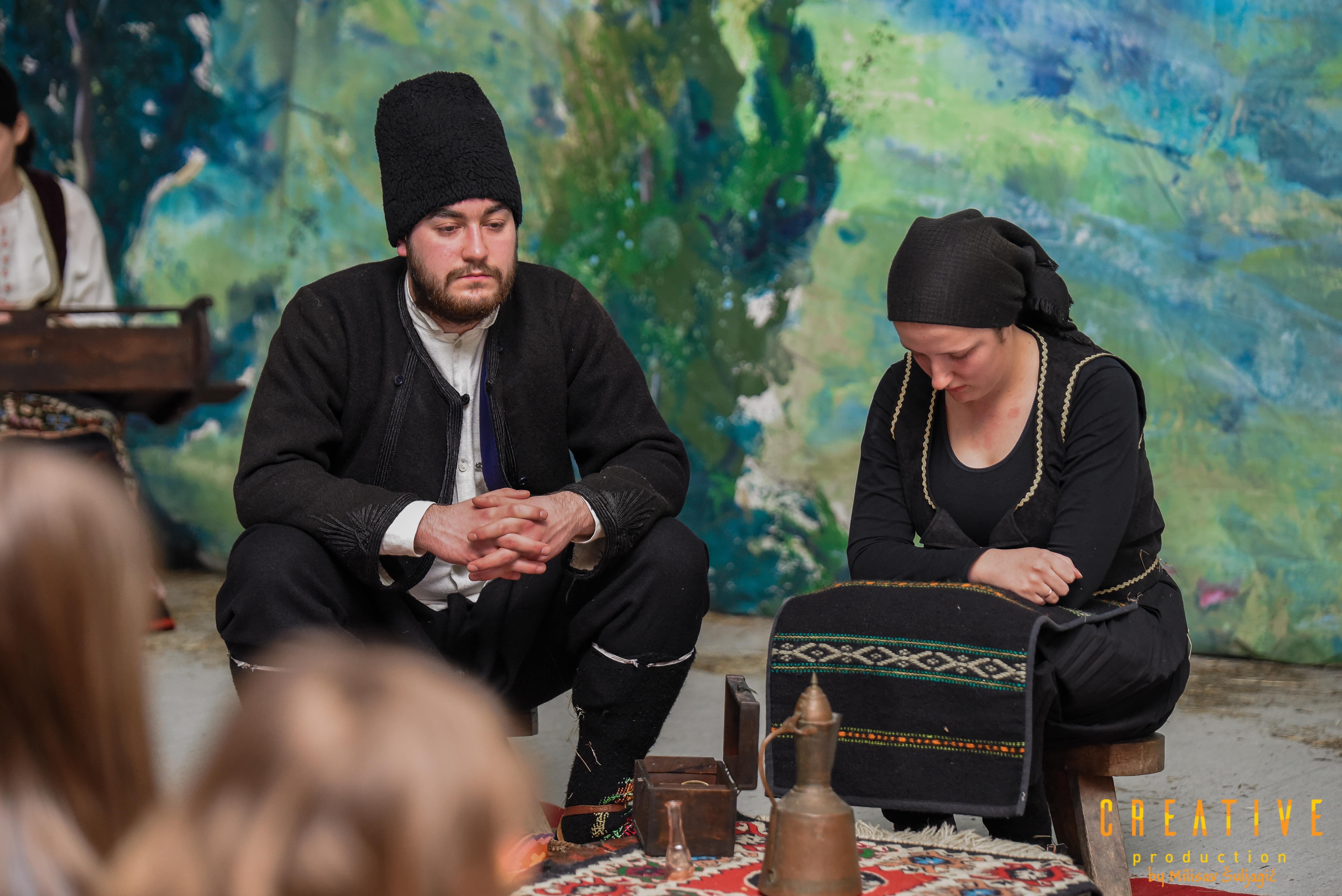 Studenti Učiteljskog fakulteta shvatili su važnost poznavanja tradicije Foto--Milisav Šuljagić- Creative production