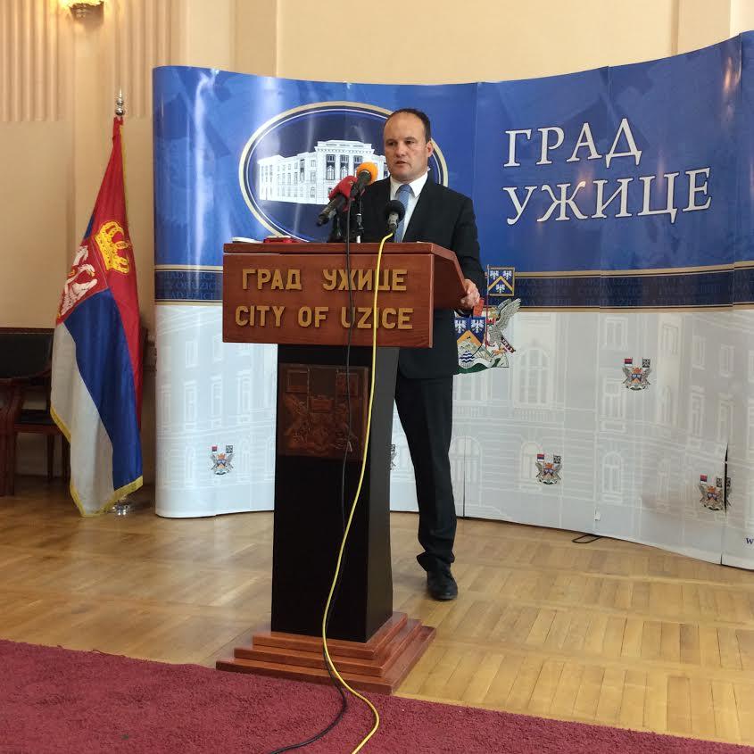 Nemanja Nešić, predsednik Saveta za poljoprivredu veruje da će biti dovoljno sredstava za sve zainteresovane poljoprivredne proizvođače za subvencije Foto--URP