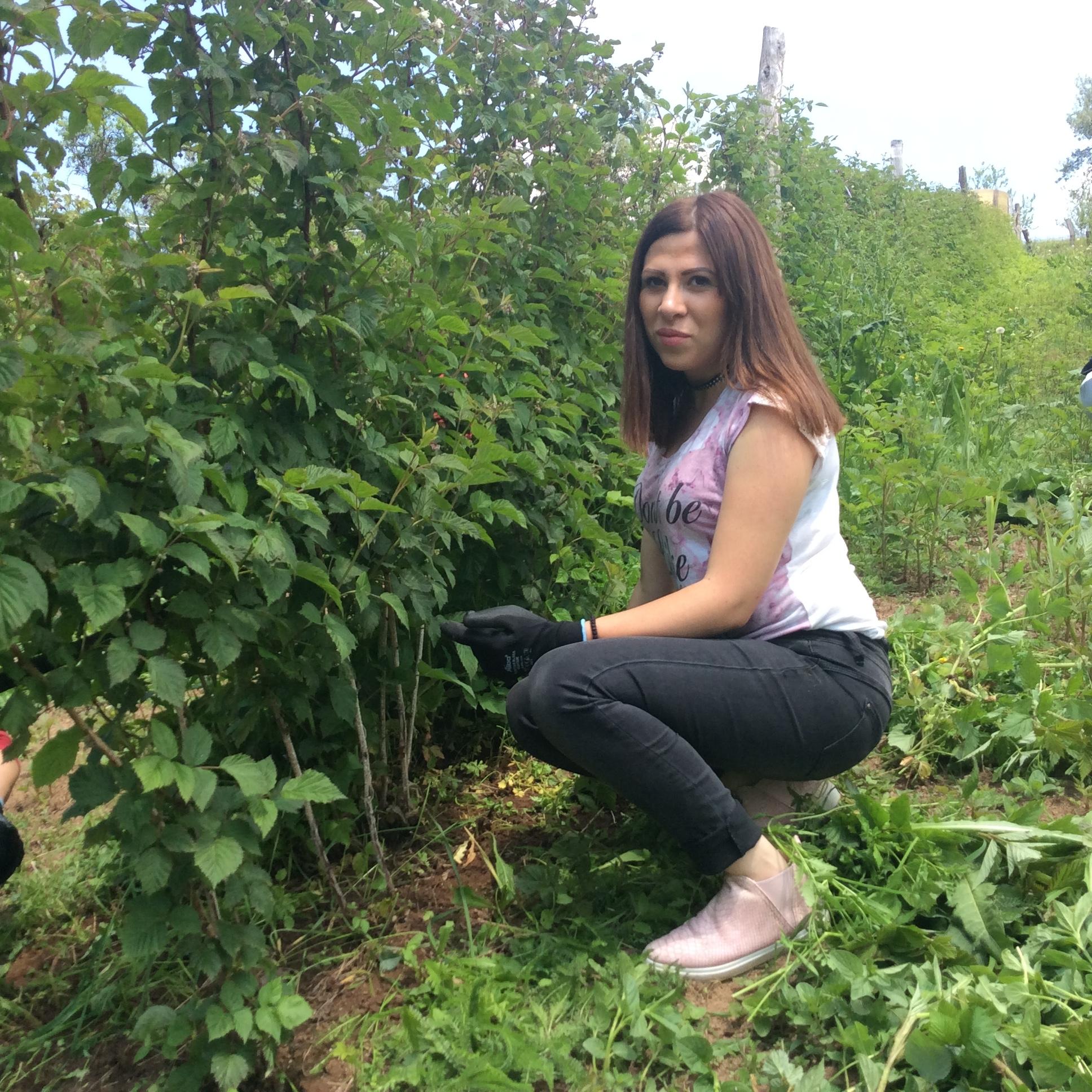 Milena Tavrić, iz okoline Varvarina spas srspkih sela vidi u udruživanju Foto--URP