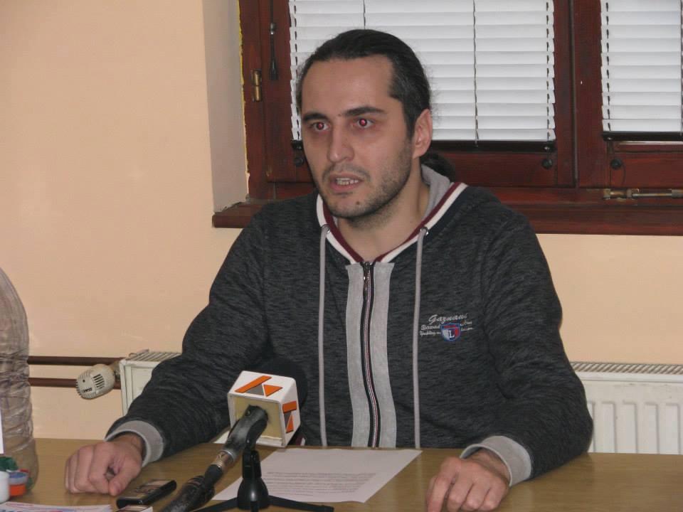 Čedomir Cicović, koordinator projekta i realizacije ove delatnosti u okviru udruženja Foto--URP