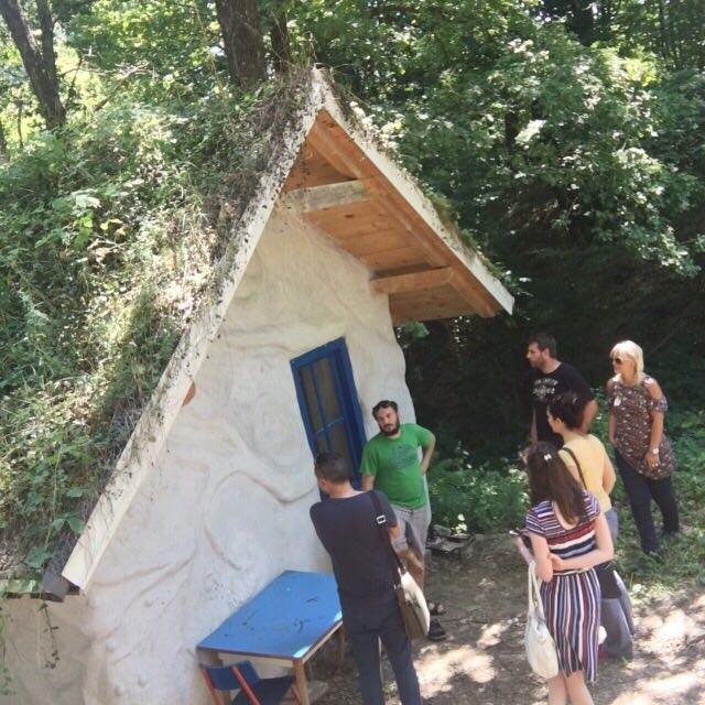 Reciklirano imanje u Vukomeriću u kome je sve podređeno prirodi i zdravom životu Foto--URP