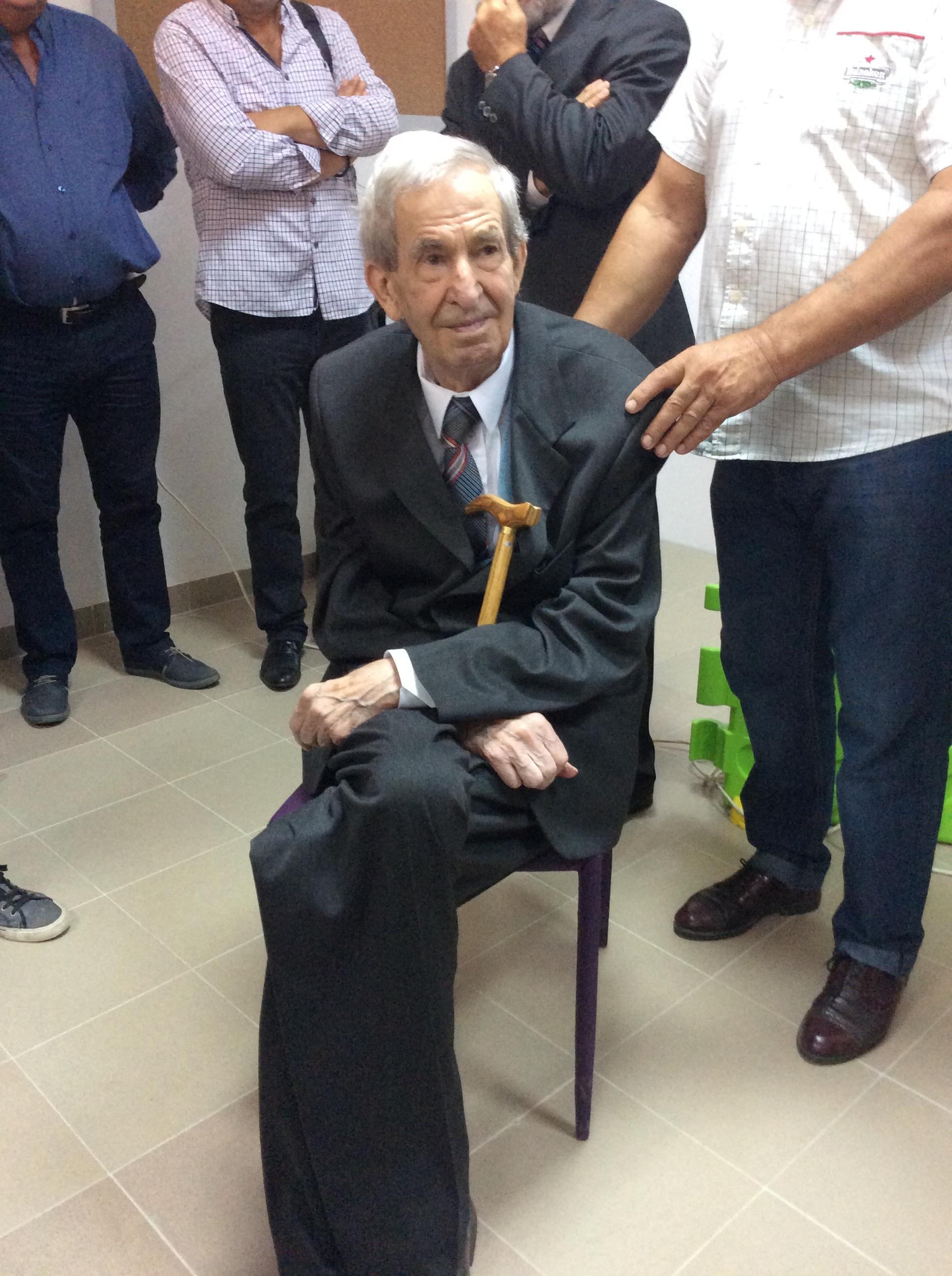 Spasoje Čubrak, dugogodišnji predsednik MZ Rosulje, inicirao je pre 10 godina gradnju vrtića na Pori Foto--URP