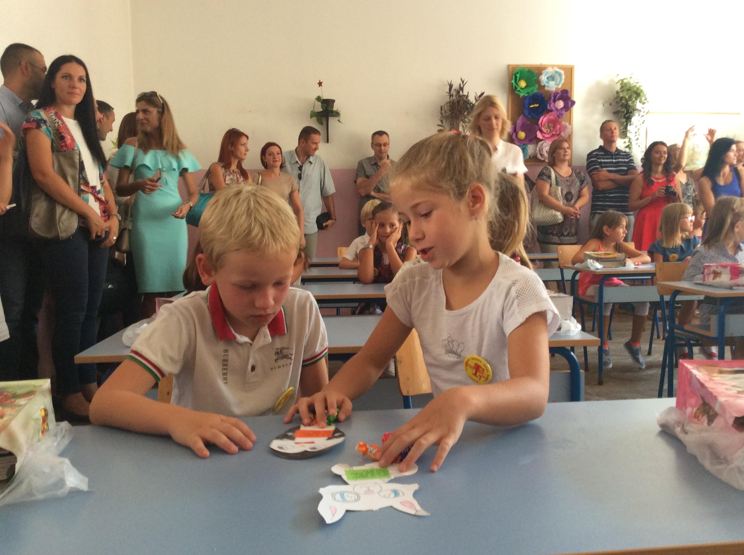 Evidentan sve manji broj đaka u školama u Srbiji Foto--URP