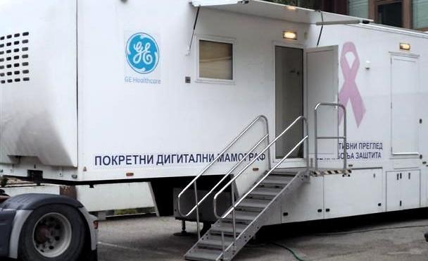 mamograf priboj