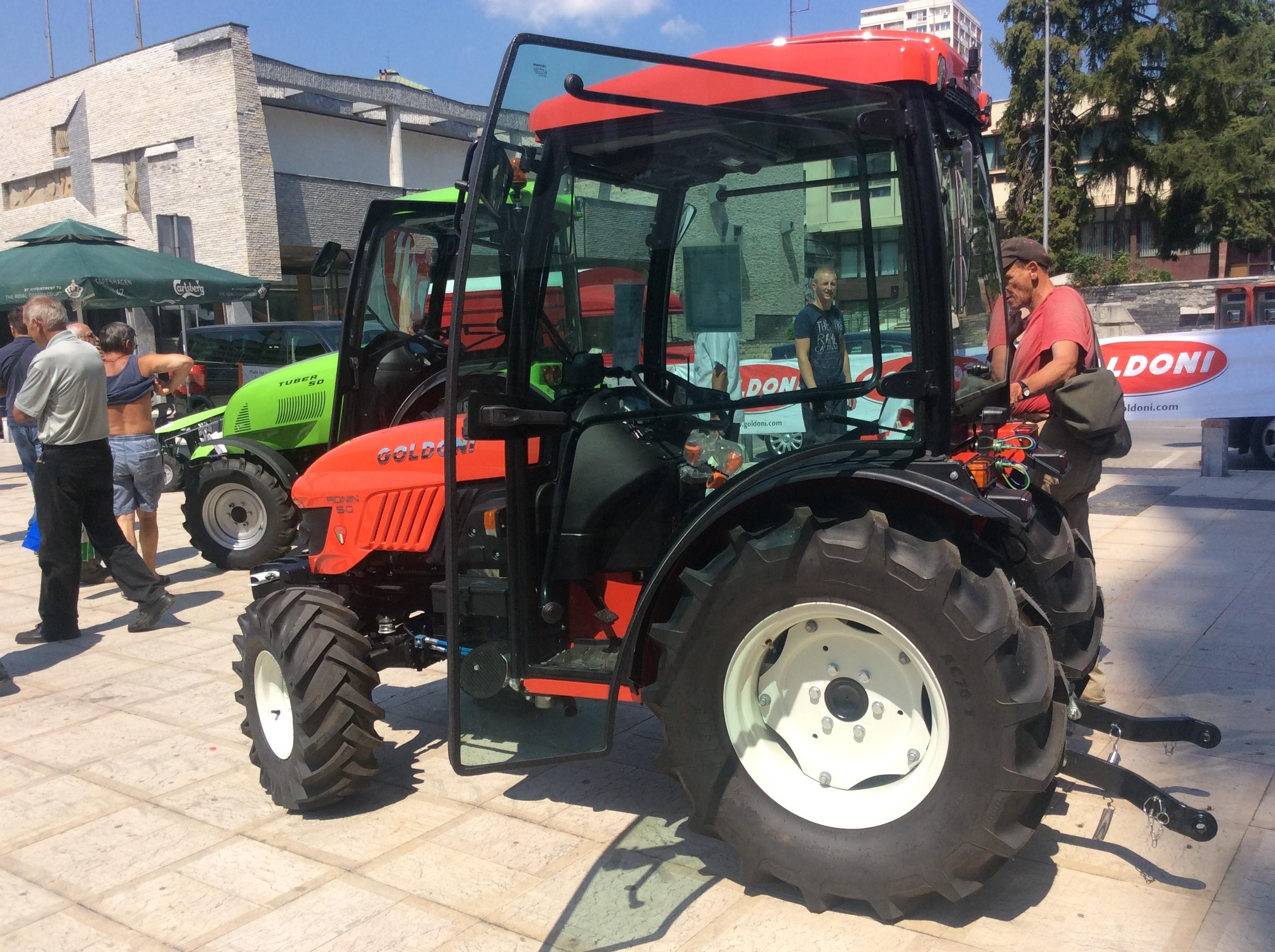 Grad Užice subvencioniše kupovinu novih i polovnih traktora Foto--URP