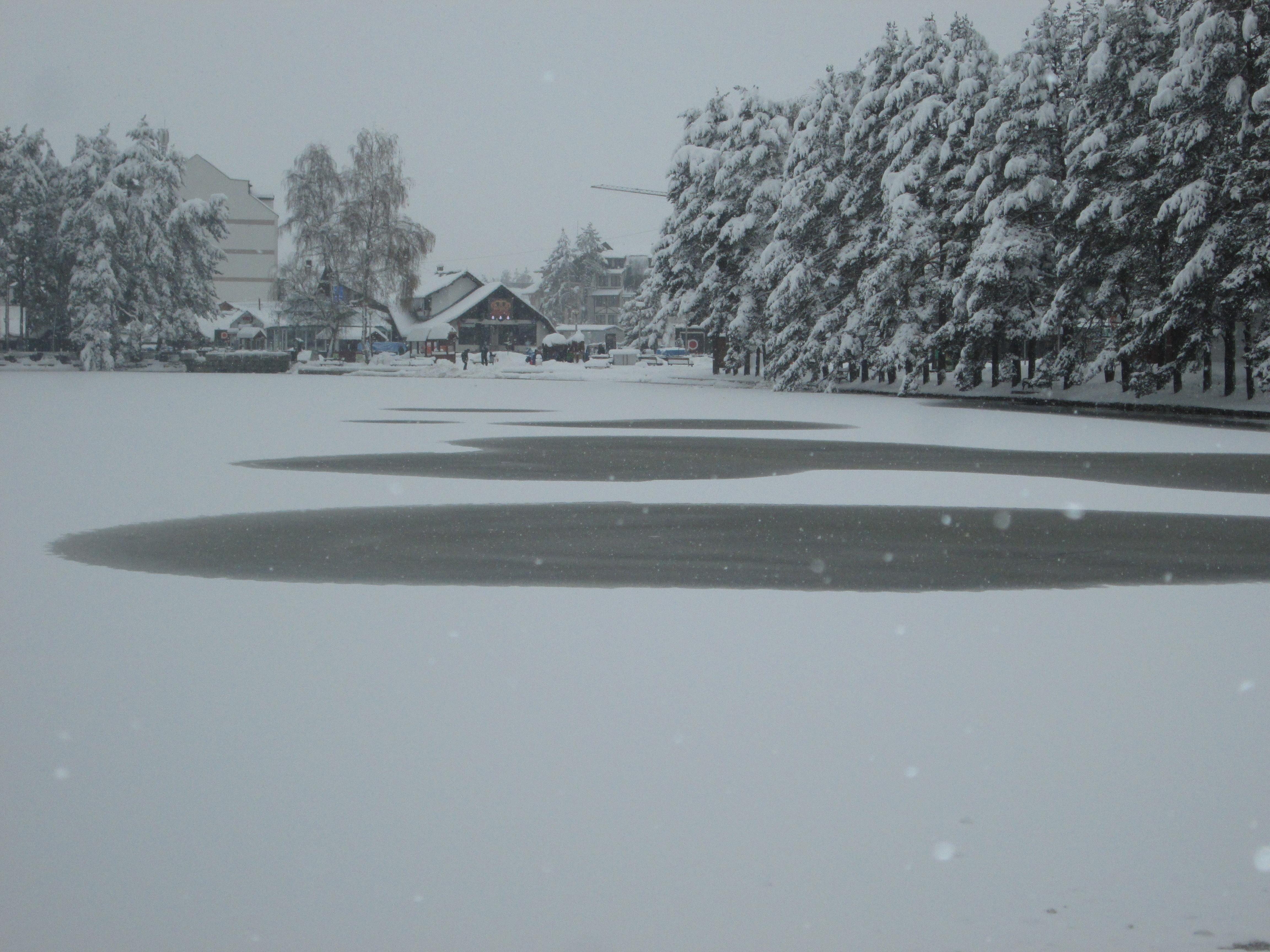 jezero Zlatibor