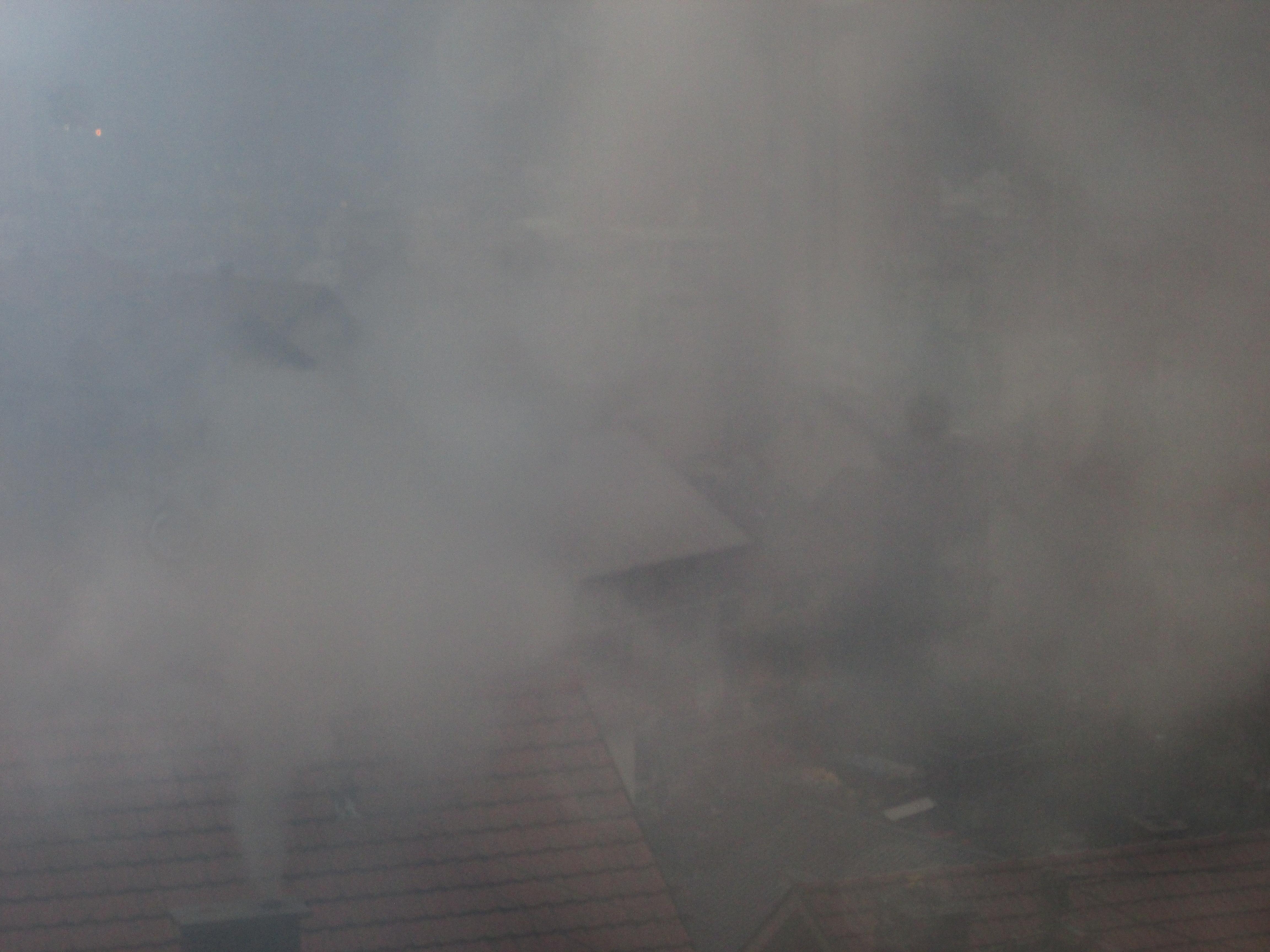 visok smog