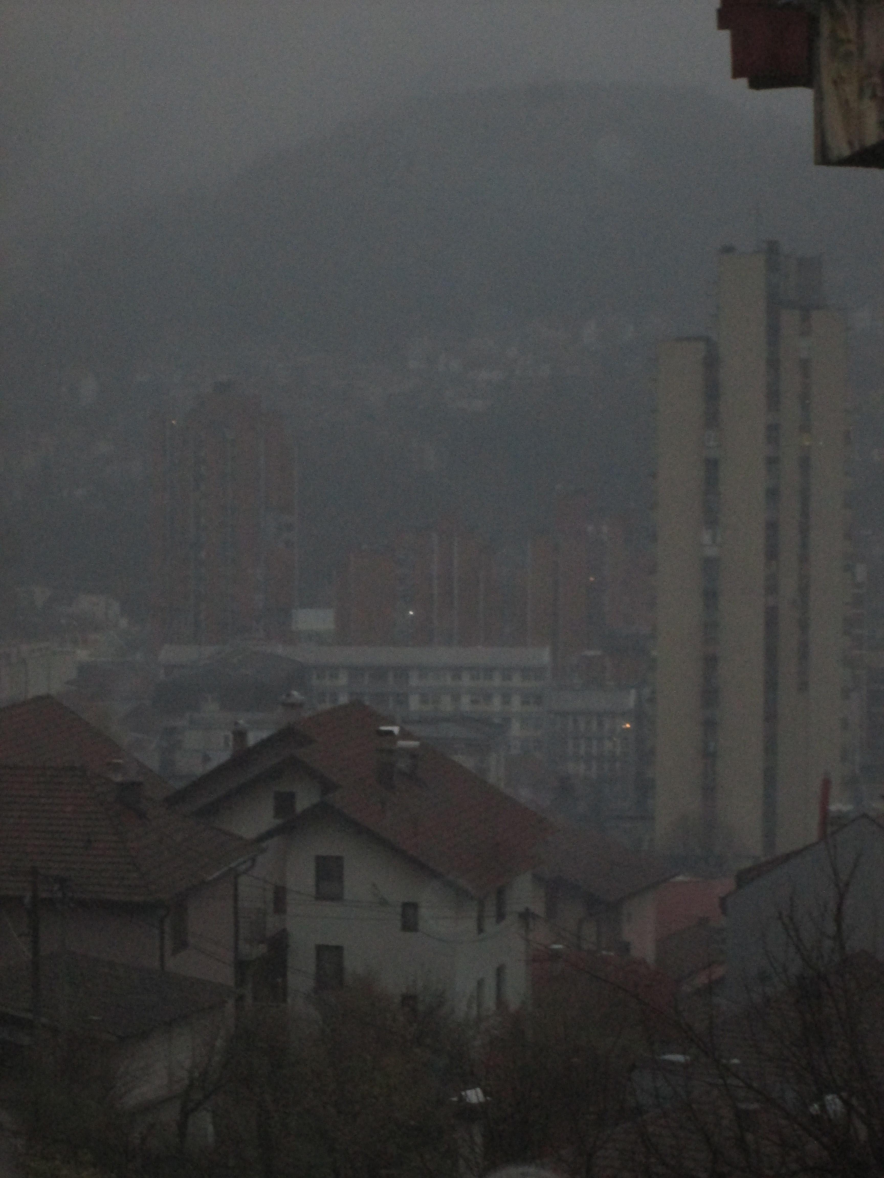 zuti soliter i smog