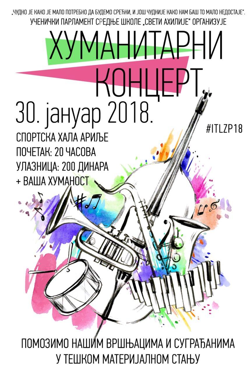 ITLZP18 plakat
