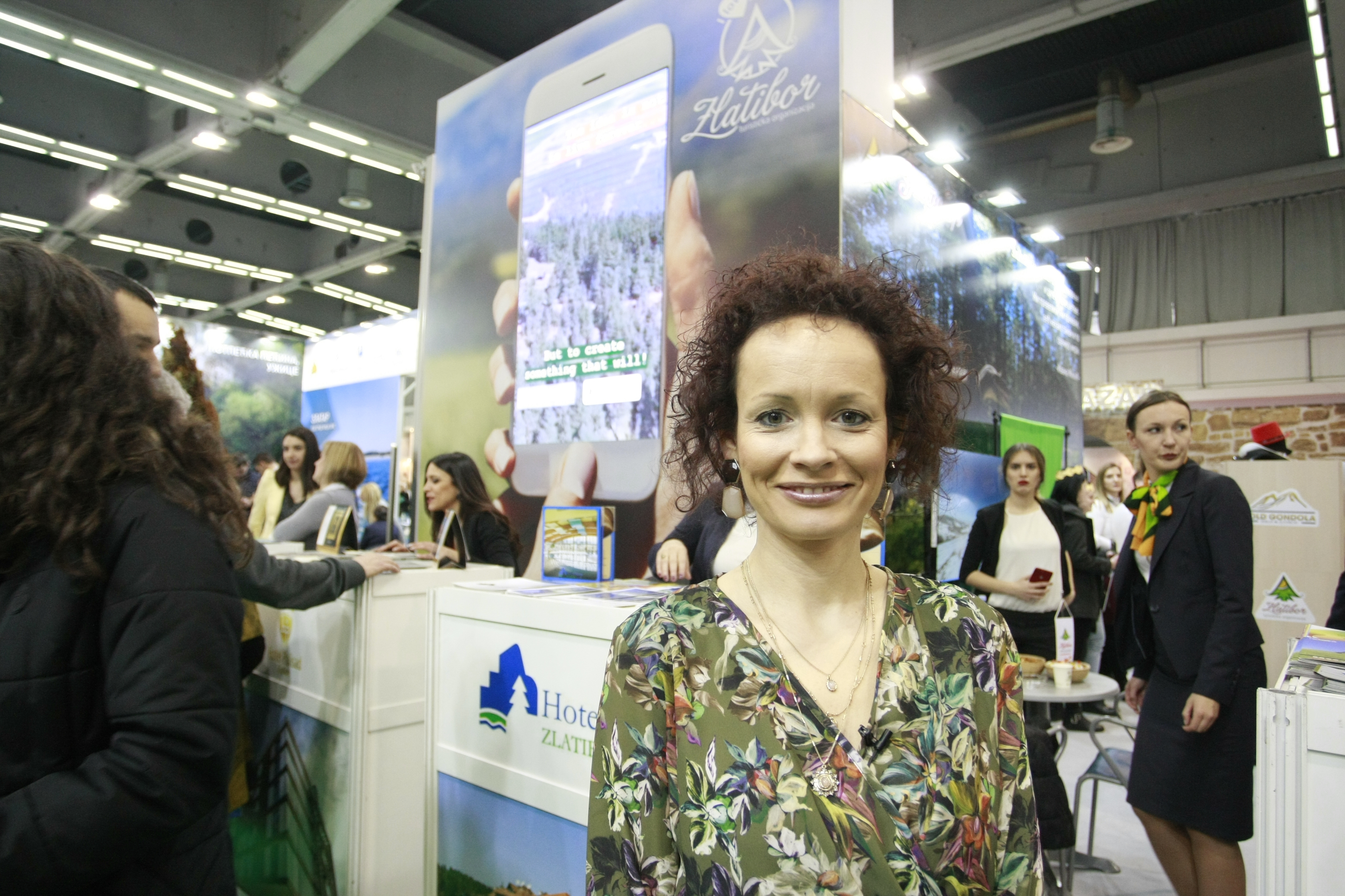 Bojana Bozanic, direktorka JP Gold gondola