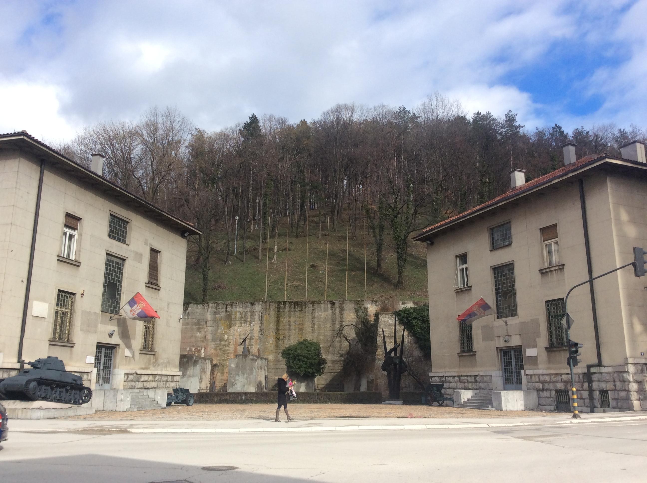 muzej obe zgrade
