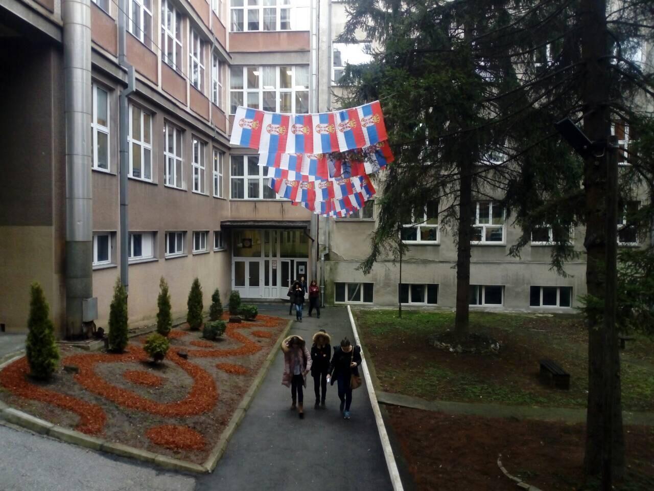 zastave UF